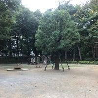 Photo taken at Tsukayama Park by Junya Y. on 10/23/2016