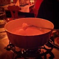 Photo taken at Restaurant Lägernstübli by Celia A. on 11/30/2013