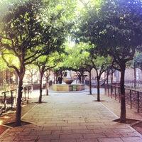 Das Foto wurde bei Jardins de Rubió i Lluch von Vanya D. am 2/6/2013 aufgenommen