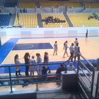 Photo taken at Sports City المدينة الرياضية by ziad l. on 1/22/2013