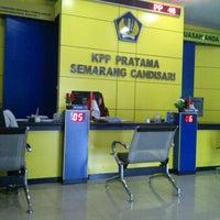 Photo taken at KPP Pratama Semarang Candisari by WINTI W. on 9/9/2014
