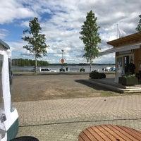 Photo taken at Kangasniemen tori by Maritta V. on 6/22/2017