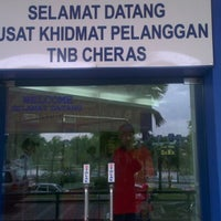 Photo taken at TNB-Cheras by Jamaludin A. on 12/20/2012