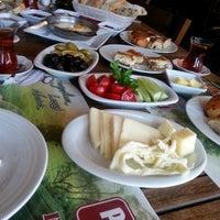 5/25/2014 tarihinde Sibelziyaretçi tarafından Pan Pan Cafe & Fırın'de çekilen fotoğraf