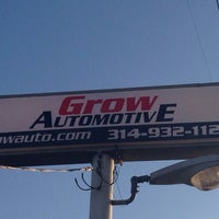 Photo taken at Grow Automotive by Christopher N. on 10/3/2013