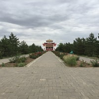 Photo taken at Старый Хурул by Дмитрий К. on 6/12/2015