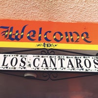 Photo taken at Los Cantaros Restaurant by Dawn I. on 10/22/2013
