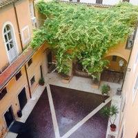Photo taken at Roma Tre Dipartimento Architettura Area Ricerca by Nicola V. on 11/12/2013