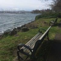 Das Foto wurde bei Smith Cove Park von Valerie S. am 3/14/2015 aufgenommen