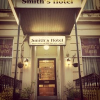 Photo taken at Smiths Hotel by Marlies D. on 4/4/2013