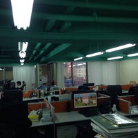 Photo taken at Cubie Inc. by James H. on 10/30/2013