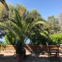 Photo taken at Molyvos Hotel 1 by Eren G. on 8/24/2017