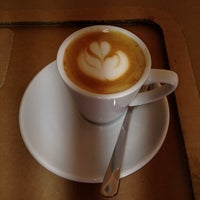 Photo taken at The Coffee Box by Georgiana s. on 10/6/2013