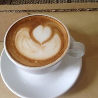 Photo taken at The Coffee Box by Georgiana s. on 10/16/2013