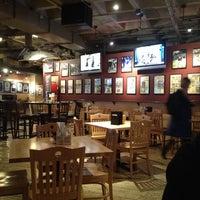 Photo taken at Huberts Sports Bar & Grill by Jack Daniel J. on 10/2/2012