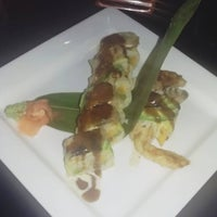 Photo taken at Origami Sushi by manny l. on 8/18/2015