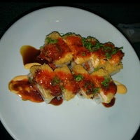 Photo taken at Origami Sushi by manny l. on 10/28/2014