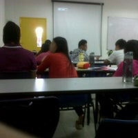 Photo taken at W5 class by nadhirah d. on 9/18/2012