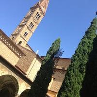 Photo taken at Chiostro Grande Da Santa Maria Novella by BOOK Warawut L. on 9/11/2013