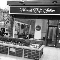 Photo taken at Thomas Taft Salon by Thomas Taft Salon on 1/20/2014