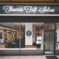 Photo taken at Thomas Taft Salon by Thomas Taft Salon on 5/4/2014