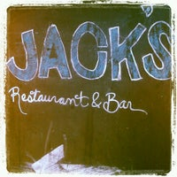 Photo taken at Jack's Restaurant & Bar by Joy P. on 10/26/2012