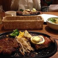 Photo taken at ふらんす亭 ワカバウォーク店 by のき ち. on 11/14/2014
