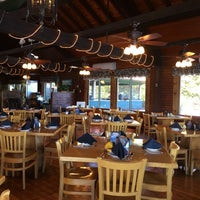 Photo taken at The Boathouse Restaurant by Merih Y. on 10/2/2017