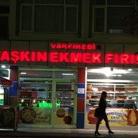 Photo taken at Vakfıkebır Taşkın Ekmek Fırını by ERKAN TAŞKIN on 5/30/2017