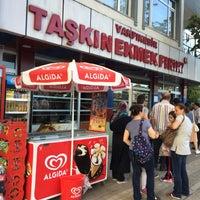 Photo taken at Vakfıkebır Taşkın Ekmek Fırını by ERKAN TAŞKIN on 5/31/2017