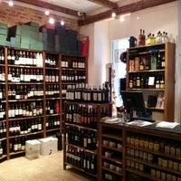 Photo taken at Wein & Vinos by taphi on 10/14/2013