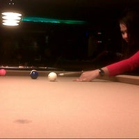 Photo taken at Arena Pool & Cafe by Veni L. on 11/3/2013