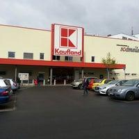 Photo taken at Kaufland by L R. on 4/9/2014