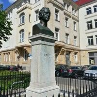Das Foto wurde bei Universitätsgebäude am Hegelplatz | HU Berlin von L R. am 5/3/2014 aufgenommen
