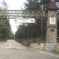 Photo taken at Bilecik Kent Parki by Okan A. on 1/24/2014
