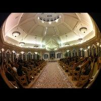 Photo taken at Disney's Wedding Pavilion by Suitkace R. on 10/5/2012