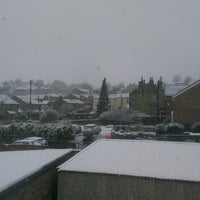 Photo taken at Pudsey by Geoff J. on 3/18/2013