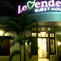 Photo taken at Lovender Guest House & Resto by Djayus L. on 10/15/2013