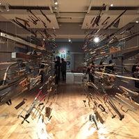 Photo taken at Cooper Hewitt Smithsonian Design Museum by Julius T. on 12/16/2014