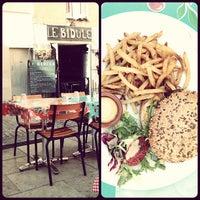 Photo taken at Le Bidule by Jo Y. on 10/6/2012