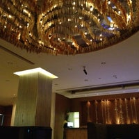 Photo taken at Four Points by Sheraton Shanghai, Daning by Too K. on 4/24/2013