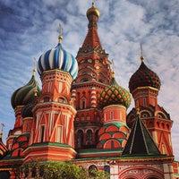 Снимок сделан в Красная площадь пользователем Александр П. 10/23/2013