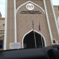 Photo taken at Mahkamah Syariah Wilayah Persekutuan by Wong M. on 7/19/2013