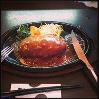 Photo taken at キッチンMO-MO-/キッチンモーモー by Shigeki N. on 1/19/2014