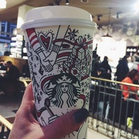 Photo taken at Starbucks by Inna M. on 11/17/2017