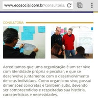 Photo taken at Instituto EcoSocial by Joao Carlos R. on 7/7/2014
