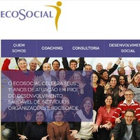 Photo taken at Instituto EcoSocial by Joao Carlos R. on 2/3/2014