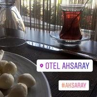 Das Foto wurde bei Otel Ahsaray von Levent Anıl S. am 5/3/2018 aufgenommen