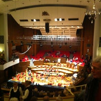Photo taken at Colston Hall by Lisa G. on 12/31/2012