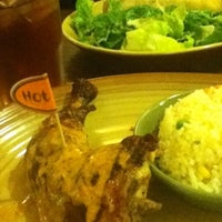 Photo taken at Nando's by izzatiizhar on 10/22/2012